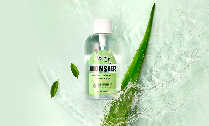 Monster Micellar Cleansing Water